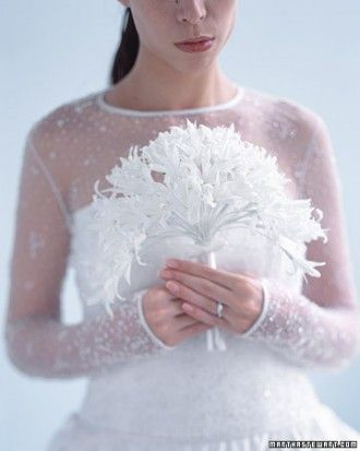 "See the ""Nerine Bouquet"" in our Winter Wedding Bouquets gallery"
