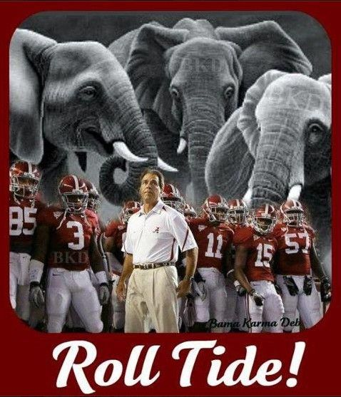 17 best alabama football quotes on pinterest alabama football funny alabama football gear and. Black Bedroom Furniture Sets. Home Design Ideas