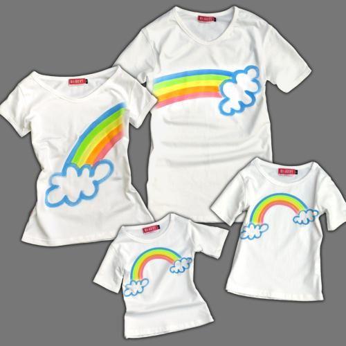 Купить Семейные футболки недорого.