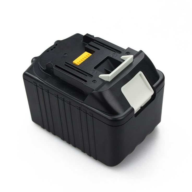 DVISI New 6000mAh Rechargeable Li-Ion Packs Replacement Power Tool Battery for Makita 18V BL1830 BL1860 BL1840 BL1850 LXT400 //Price: $62.71 & FREE Shipping //     #RCAirplane