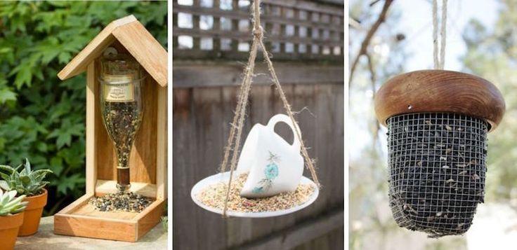 les 25 meilleures id es de la cat gorie fabriquer mangeoire oiseaux sur pinterest id es. Black Bedroom Furniture Sets. Home Design Ideas