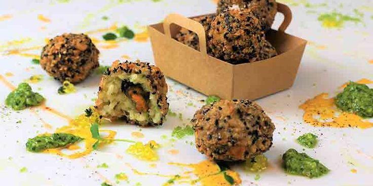 Crocchetta di riso | Food Loft - Il sito web ufficiale di Simone Rugiati