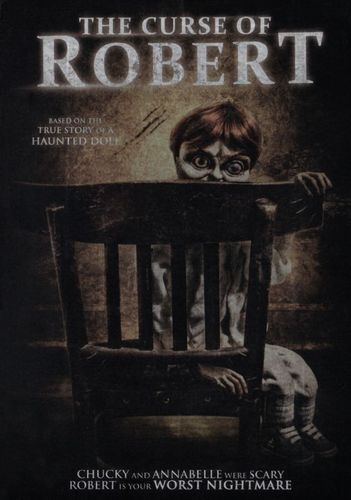 The Curse of Robert the Doll [DVD] [2016]