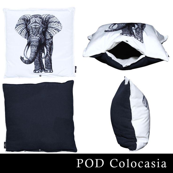 Practical and stylish, these cushions are the best of both worlds. Pratiques et stylisés, ces coussins offrent le meilleur des deux mondes.