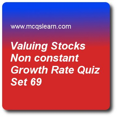 financial growth test questions Growth analysis test - practice test growth analysis test t45&- &r45& &thousands of free practice tests 1)  what does the sustainable growth rate indicates about an organization how fast a firm can grown while maintaining the same financial leverage the growth in invested capital none of these the growth in operating profit.