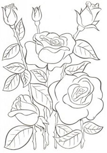 Dibujos del Día de San Valentín para colorear
