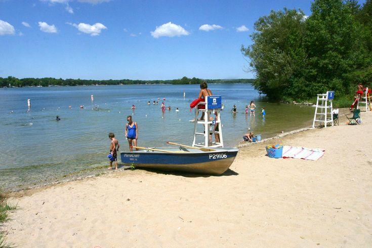 Best Beaches In Waukesha County