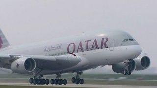 Giới thiệu về A380 Qatar Airways Airbus