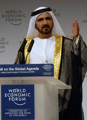 H.H Sheikh Mohammed bin Rashid Al Maktoum-No. 5-Age: 62-  Net worth: £ 25 Billion - Plus-  H.H Mohammed bin Rashid Al Maktoum - also Sheikh Mohammed, (July 22, 1949), is the Prime Minister and Vice President of the United Arab Emirates (UAE), & Ruler of Dubai. Sheikh Mohammed, is one of the greatest horse owners of all time, also known for his generosity and kindness to others. His wealth is based upon Oil reserves, global properties, global investments, and international family interests.
