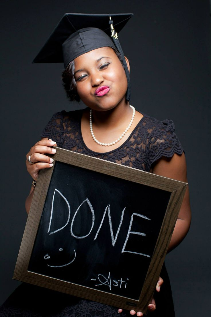 Graduation Photos Portraits Done College Cap And Gown -6236