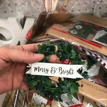 Target Dollar Spot Finds For Christmas 2017