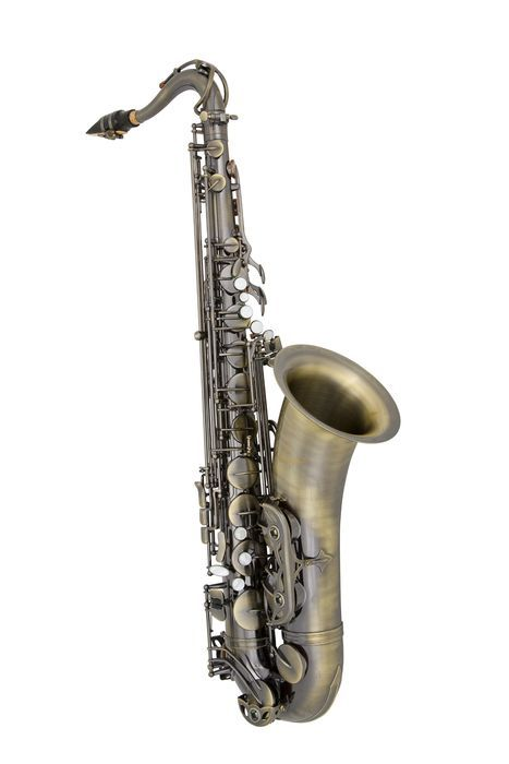 Click Image Above To Buy: Antigua Winds Bb Tenor Saxophone Antique Finish