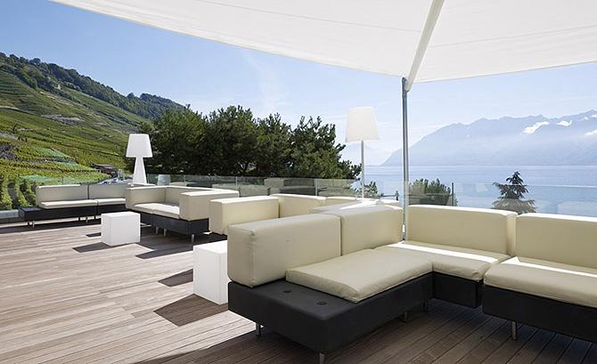 Hotel Lavaux, Lac Lemant, Suíça