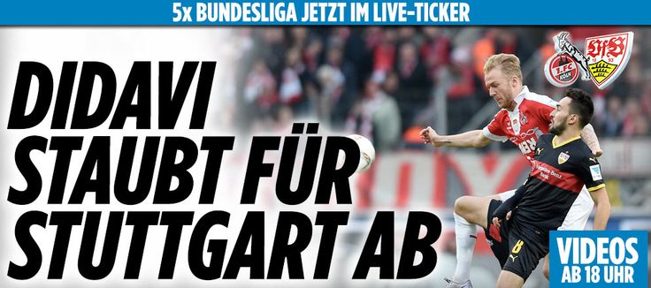 That @VfB lost,DisturbedMySleepOnly->awaken+read @Bild:#VfB 0:1(BEFORE)+After I came 1:1(AFTER),NowCanBackSleeping ;D http://www.bild.de/bundesliga/1-liga/saison-2015-2016/1-fc-koeln-gegen-vfb-stuttgart-am-18-Spieltag-41801548.bild.html