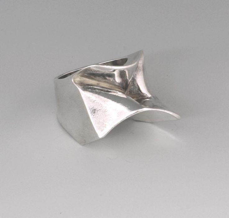 Bjorn Weckstrom - Sterling silver ring