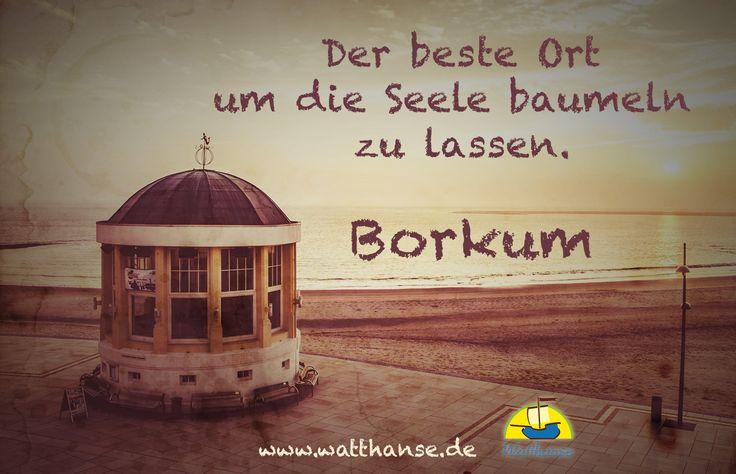 Im Herbst noch mit am schönsten - herrlich klare Luft #Wattwanderung #Borkum https://www.watthanse.de/?utm_content=buffer93b91&utm_medium=social&utm_source=pinterest.com&utm_campaign=buffer