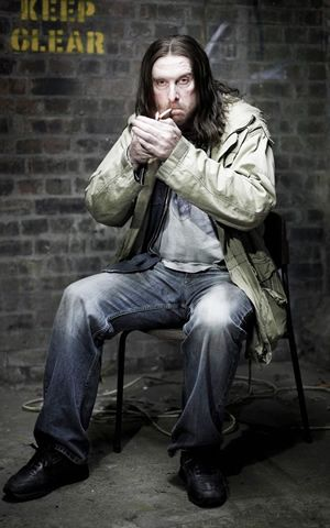 The end of an era & one of the best TV series ever made!! Shameless. Frank Gallagher (David Threlfall). Image credit: Company Pictures.