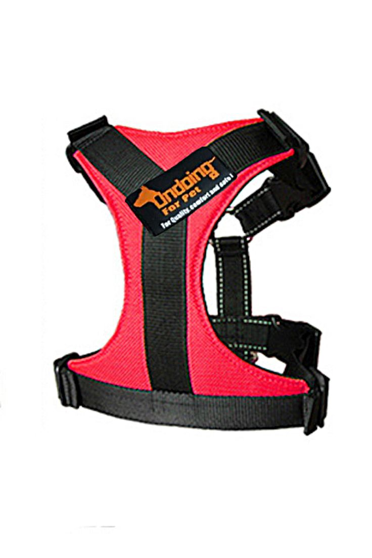 Dog Harness - No-Pull, Adjustable, Padded with Reinforced Chest Suppor | TRAITS