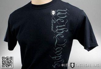 ITS Threeper T-Shirt : ITS Tactical Medium