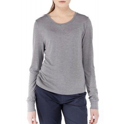 Mayla - Liv Sweater Light Grey - Kotyr.com