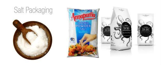 Salt Packaging. Visit http://www.swisspack.co.nz/salt-packaging/
