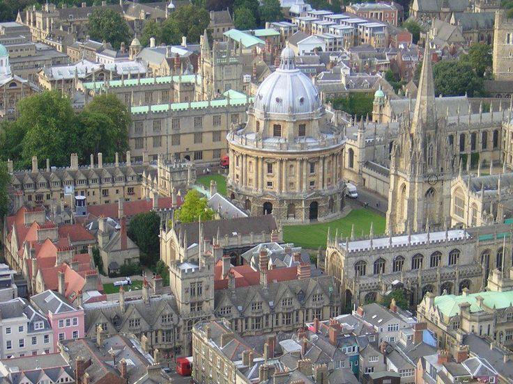 Oxford University (Oxfordshire, England)