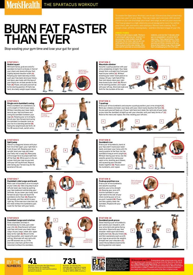 Spartacus mens health workout by Alex  Morais - issuu
