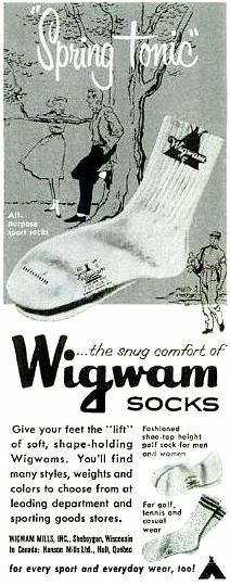 Wigwam Socks - Made in America for 108 years and counting!