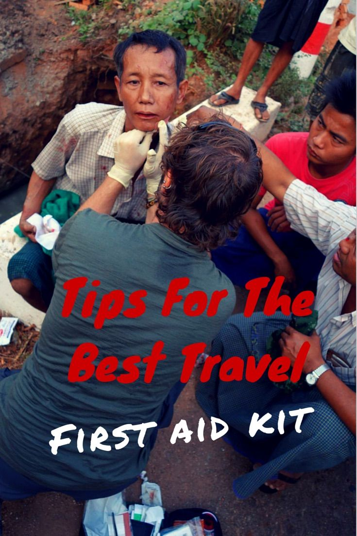 is aid always a good thing A well-built first aid kit is an important thing to have around in case of a small tackle box makes a good first aid kit or you can use something as simple as a.