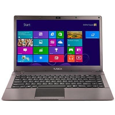 Turbo-X Leaf II U3-412 SSD Ultrabook. Ultrabook σχεδιασμός, με δίσκο SSD για αξιοπιστία και ταχύτητα δεδομένων, διάρκεια λειτουργίας έως 7 ώρες και χαμηλό βάρος μόλις 1.7kg για εύκολη μεταφορά.