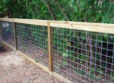 the 25 best cheap fence ideas ideas on pinterest backyard fences cheap garden fencing and fence for dogs - Diy Garden Fence Ideas