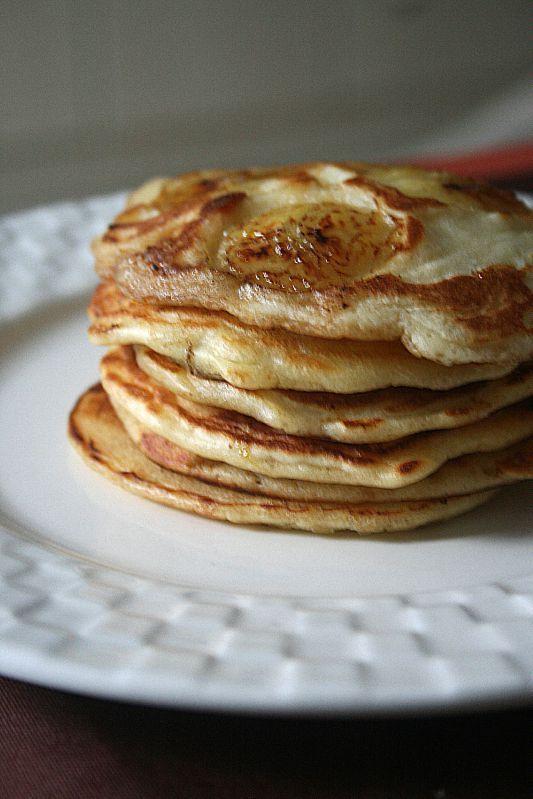 pancakes à la banane 3