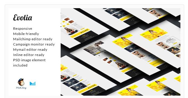 The Best Beautiful Mailchimp Email Templates Images On Pinterest - Best ecommerce email templates