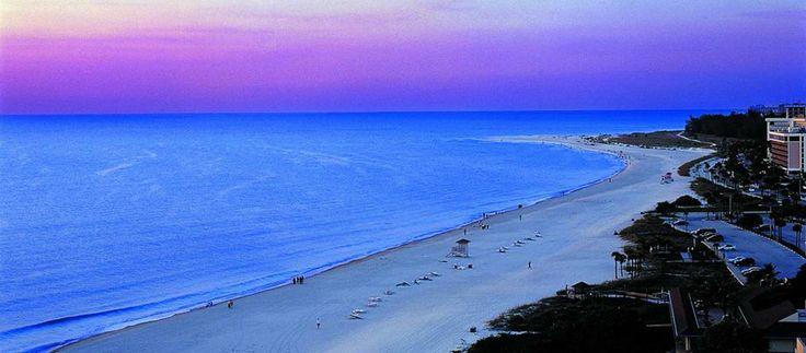 sarasota beaches   Lido Beach Resort - 700 Ben Franklin Drive, Sarasota, Florida 34236 ...
