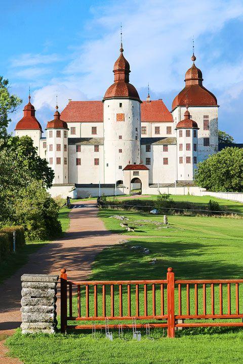 Spend a Night at Läckö Castle, Sweeden