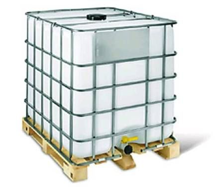Simple IBC Wassertank in Brilon