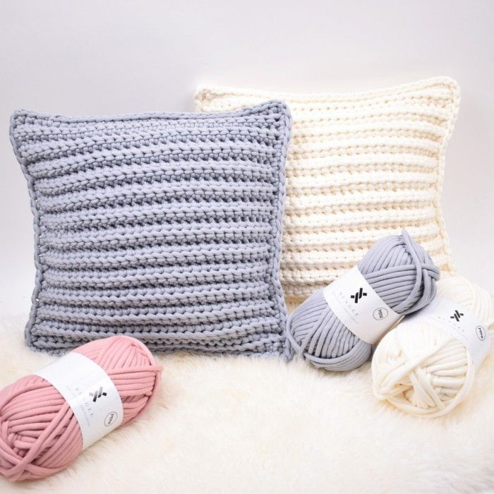 Crochet Pattern Bungee Ribbed Pillow Crochet Pillow Pattern Crochet Pillow Cover Crochet Cushions