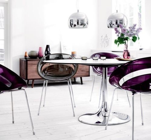 Beautiful #purple in your #interior