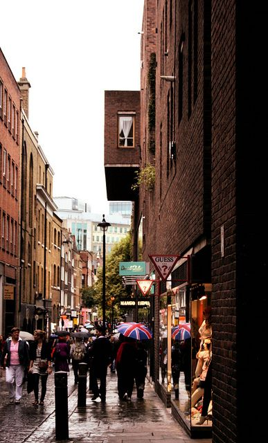 Garden Walk London: 17 Best Images About Odhams Walk / GLC On Pinterest