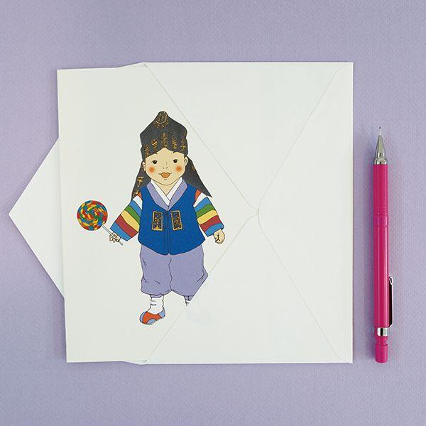 K-paper Christmas Card c15021ll