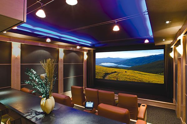 Home Theater Talks To | Home Theater