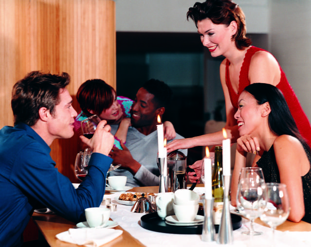 Guidelines on what is a murder mystery dinner party and how to host a murder mystery dinner party.