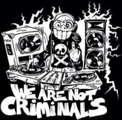 Teknival not criminal