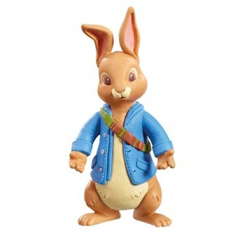 "Peter Rabbit & Friends ""Peter Rabbit"" Posable Figurine 7.5cm"