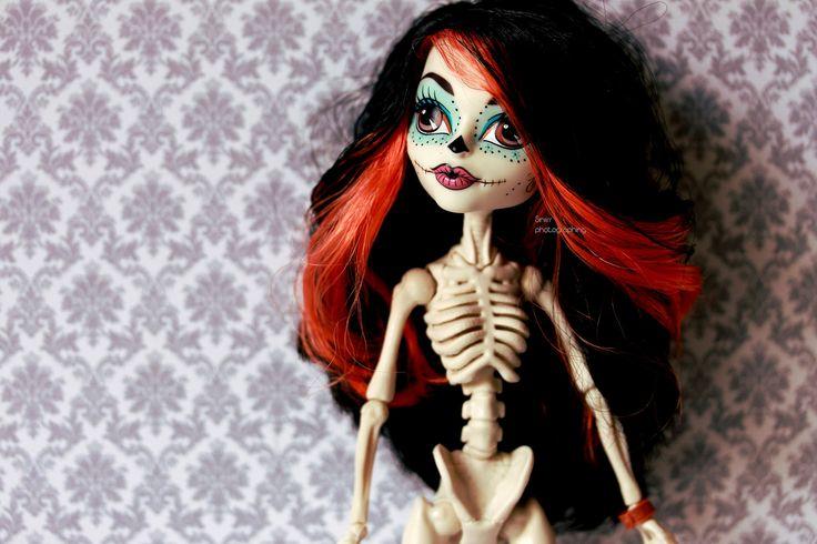 Skelita Calaveras | by Siniirr