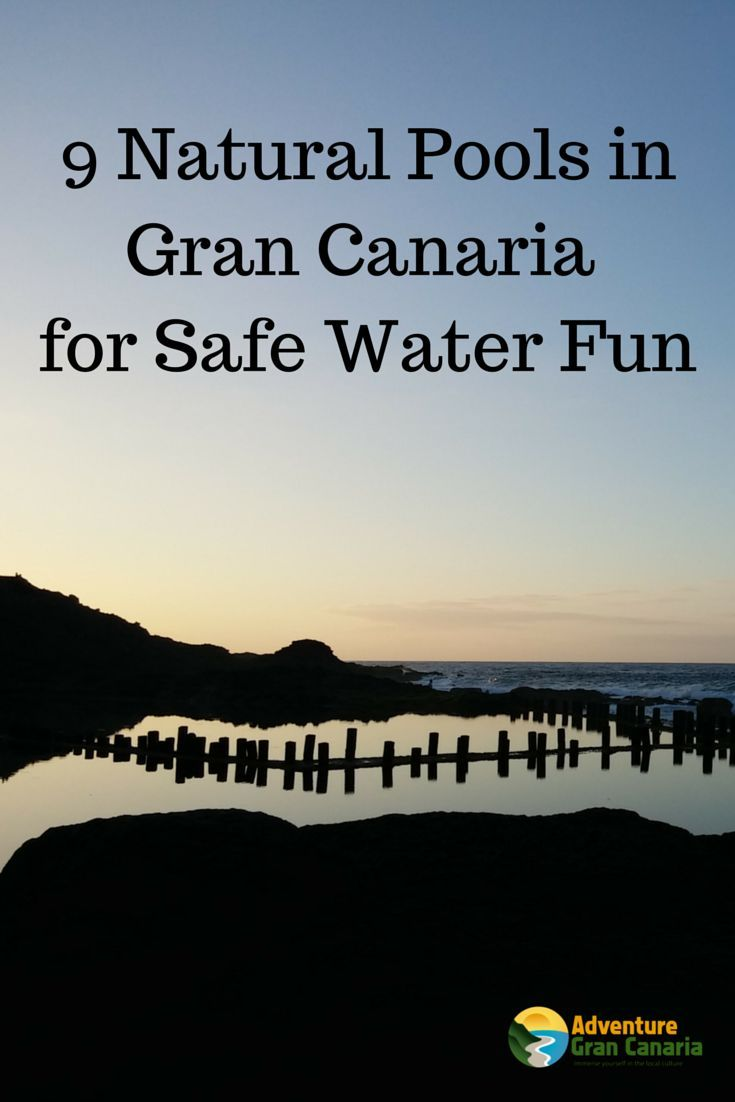 Join me on a photo tour through a couple of the nicest natural pools in #GranCanaria.