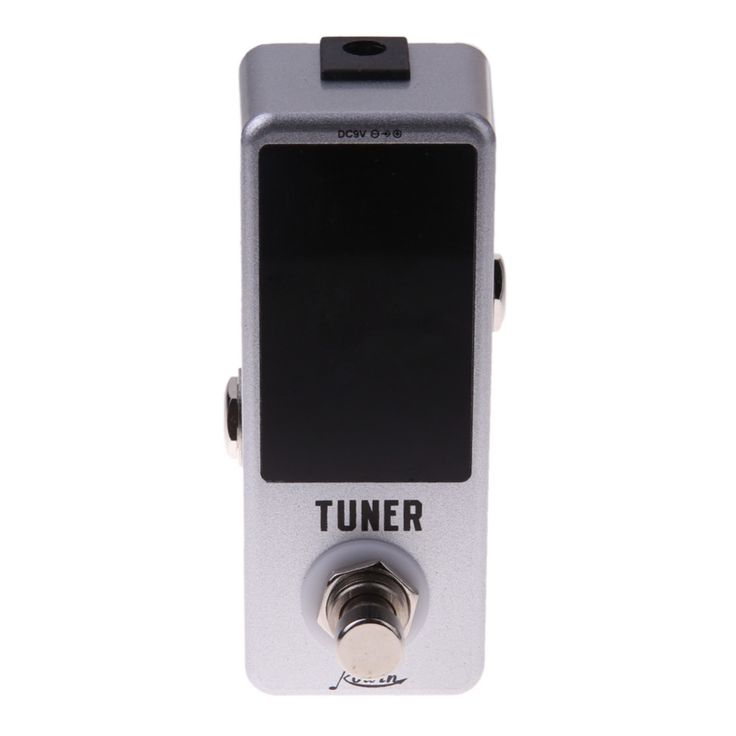 guitar accessories Guitar Effect pedal afinador tuner LED Display True Bypass for Guitar Bass EA14