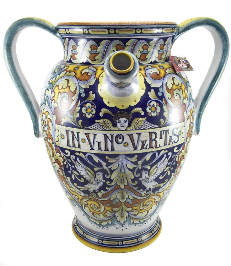 "Gialletti & Pimpinelli ""In Vino Veritas"" Orcio – THE TUSCAN KITCHEN"