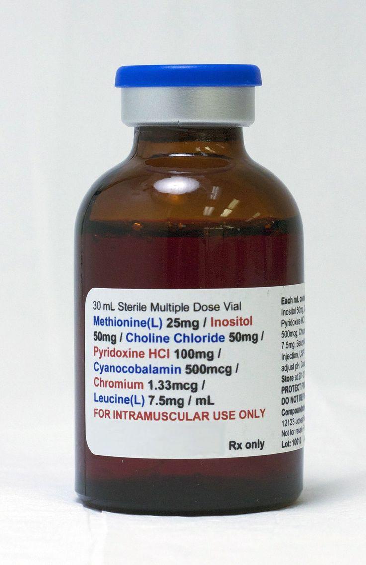 b12 lipotropic fat-burner injections