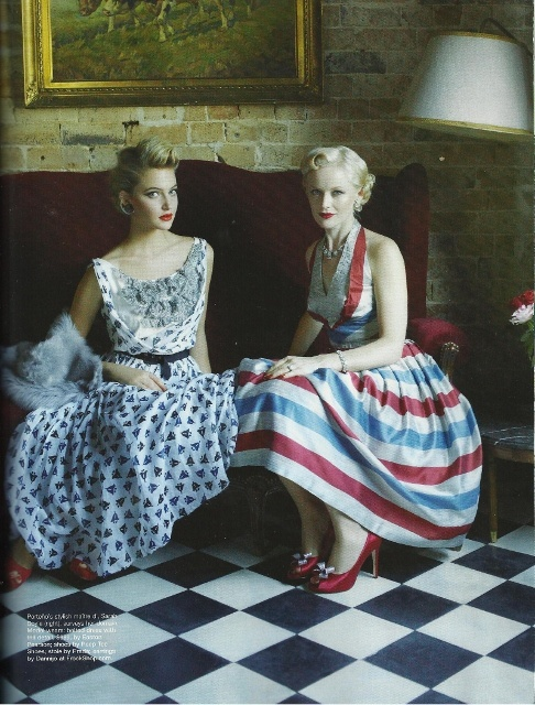 Alice Jean's: The Sydney Rockabilly Crowd in Marie Claire